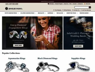 jewelrypoint.com screenshot