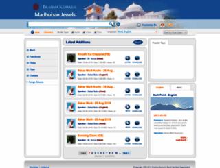 jewels.brahmakumaris.org screenshot