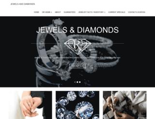 jewelsanddiamonds.com screenshot
