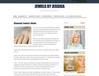 jewelsbyjessica.com screenshot