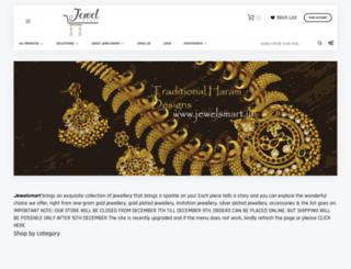 jewelsmart.in screenshot