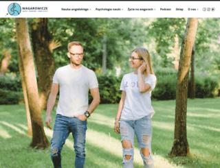 jezykipodroze.pl screenshot