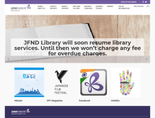 jfindia.org.in screenshot