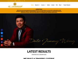 jflennon.com screenshot