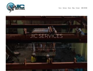 jicservices.com.au screenshot