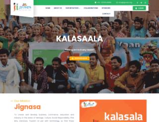 jignasa.org screenshot