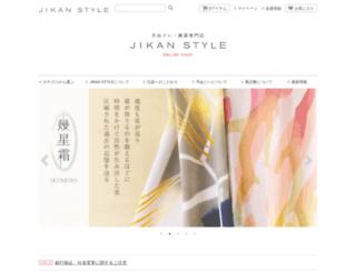 jikan-style.net screenshot