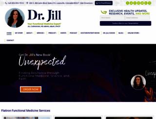jillcarnahan.com screenshot