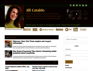 jillcataldo.com screenshot