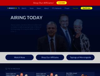 jimbakkershow.com screenshot