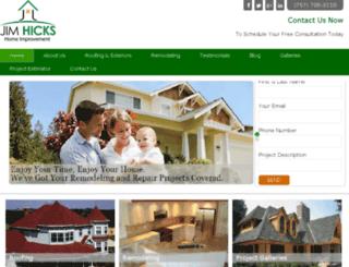 jimhicks.com screenshot