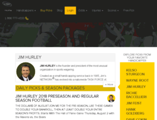 jimhurley.com screenshot