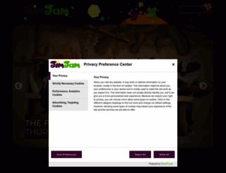jimjam.tv screenshot