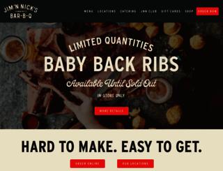 jimnnicks.com screenshot