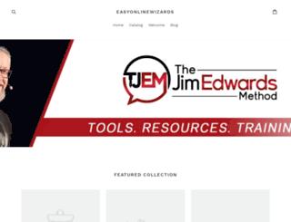 jimsproducts.com screenshot