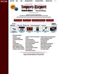 jinhua-eazetech-co-ltd.imexbb.com screenshot