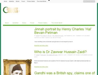 jinnah.pk screenshot