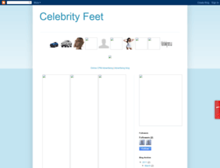 jiwo-celebrityfeet.blogspot.com screenshot