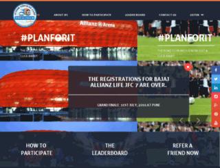 jiyobefikarchamps.com screenshot