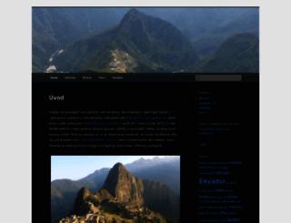 jizniamerika.org screenshot