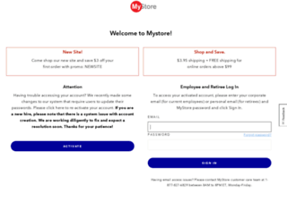 Jnj My Store >> Jnj Mystore At Top Accessify Com
