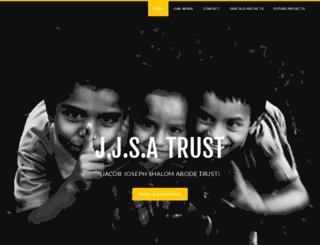 jjsat.org screenshot