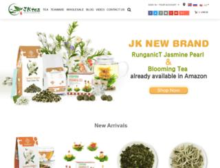 jkteashop.com screenshot