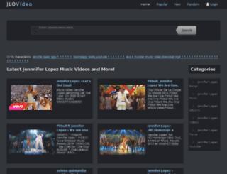 jlopezvideo.com screenshot