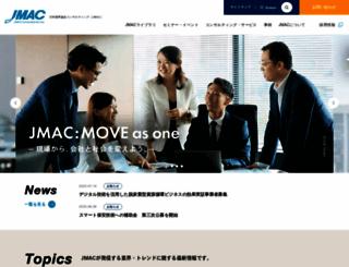 jmac.co.jp screenshot