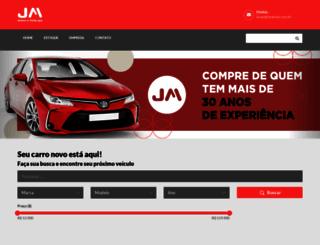 jmautos.com.br screenshot