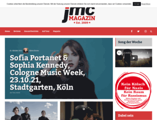 jmcmagazin.de screenshot