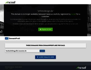 jmfotodesign.de screenshot