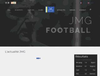 jmgfootball.com screenshot