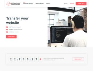 jo.webatu.com screenshot