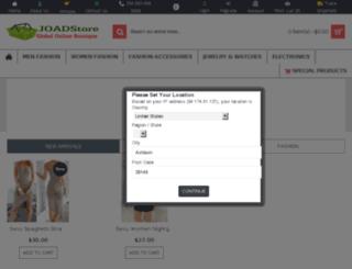joadstores.com screenshot
