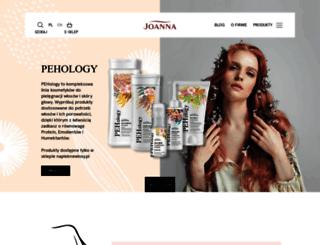 joanna.pl screenshot