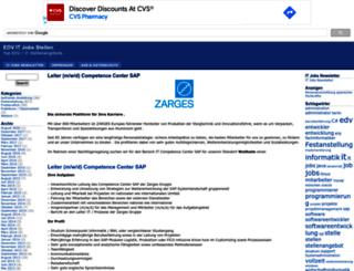 job-wahl.de screenshot