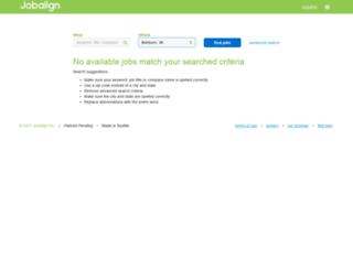 jobalineinc.jobaline.com screenshot