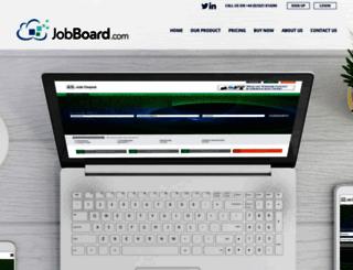 jobboard.com screenshot