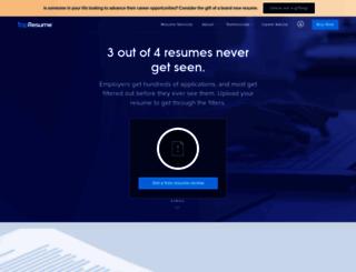 access jobfox com resume critique services resume review resume