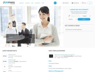 jobiness.com screenshot