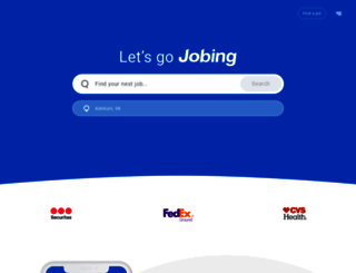 jobing.com screenshot