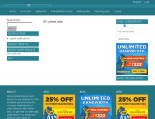 jobkrega.com screenshot