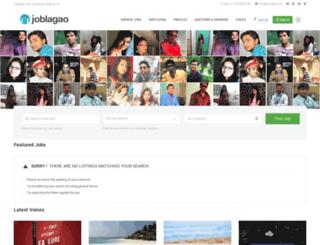 joblagao.com screenshot