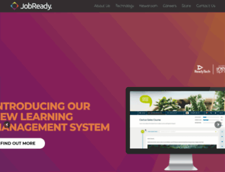 jobready.com.au screenshot