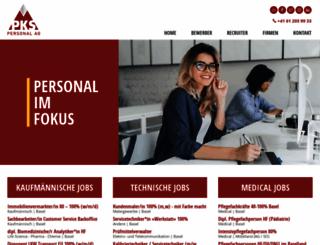 jobs-fuer-handwerker.ch screenshot