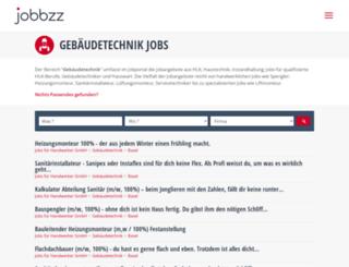 jobs-heizung-lueftung-sanitaer.ch screenshot