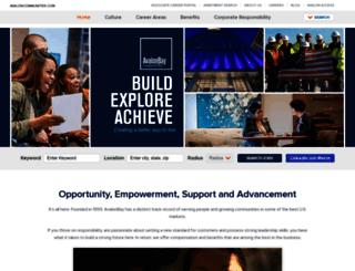jobs.avalonbay.com screenshot