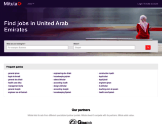 jobs.mitula.ae screenshot