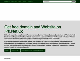 jobs.pk.net.co screenshot
